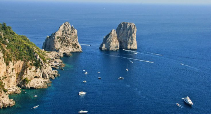 Capri Island - Full day tour by Our private Luxury Charter