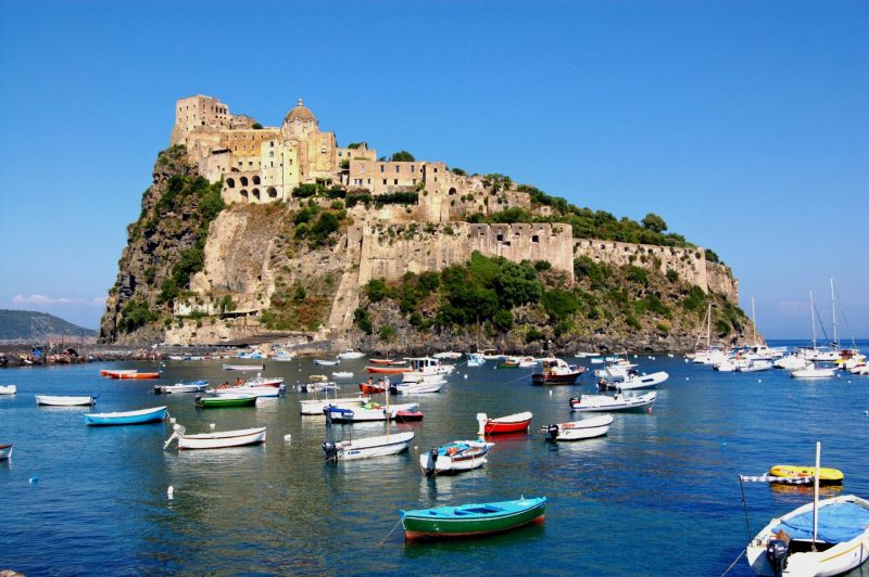 Ischia and Procida tour by Our Private Luxury Charter