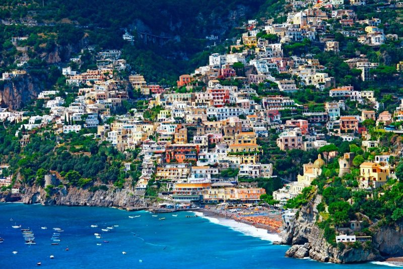 Amalfi Coast by Our Luxury Charter - visit of  Positano and Amalfi